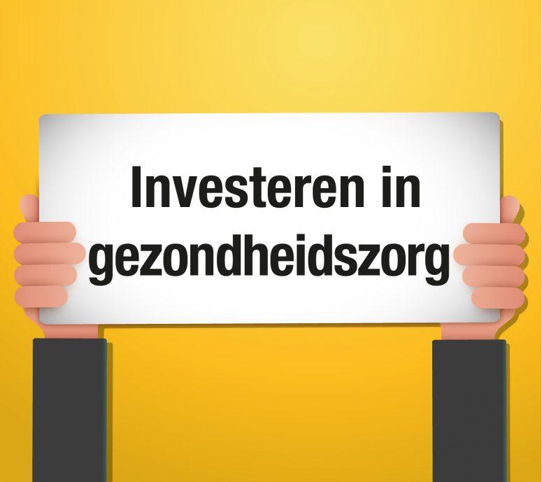 Investeren in gezondheidszorg