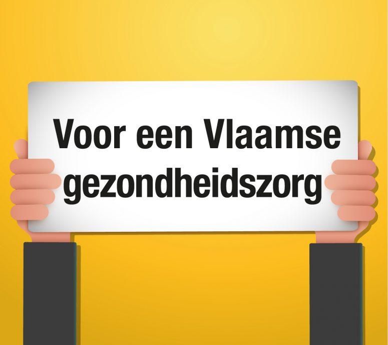 Voor een Vlaamse gezondheidszorg